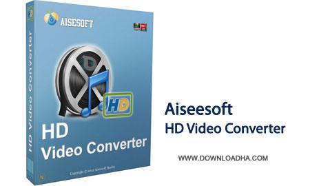 Aiseesoft.VidConverter.Cover مبدل قدرتمند فرمت هاي ويدئويي اچ دي Aiseesoft HD Video Converter 6.3.62.23154