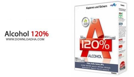 Alcohol.120.Cover کپی دیسک های قفل دار با Alcohol 120% 2.0.3.6890 Final Retail