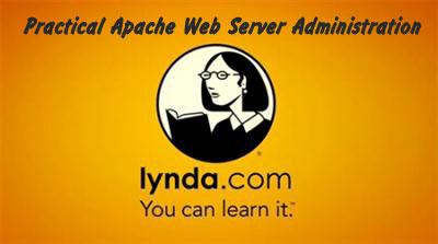 Apache.Admin.Lynda.Cover دانلود فيلم آموزشي مديريت سرور آپاچي Practical Apache Web Server Administration