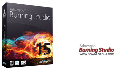 Ashampoo.Burning.Studio.15.Cover نرم افزار رایت قدرتمند و کامل Ashampoo Burning Studio 15.0.1.39