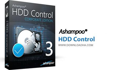 Ashampoo.HDD.Control.Cover نگهداری و بهینه سازی هارد دیسک با Ashampoo HDD Control 3.00.40