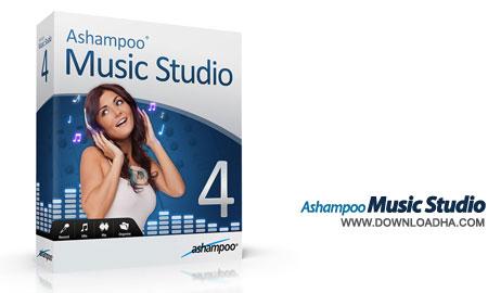 Ashampoo.Music.Studio.Cover ویرایش فایل های صوتی با Ashampoo Music Studio 5.0.1.12 Multilingual