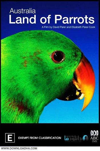 Australia.Land.of.Parrots.Cover دانلود مستند استرالیا سرزمین طوط�