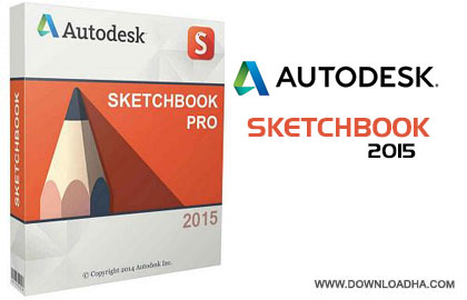 AutoDesk.Sketchbook.Pro.v2015.MacOSX.Cover اسکیس حرفه ای با Autodesk SketchBook Pro 2015 SP3 Multilingual   مک