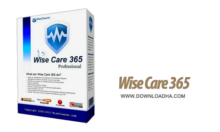 Care365.Pro.Cover بهینه سازی اورژانسی ویندوز با Wise Care 365 Pro 3.46 Build 304