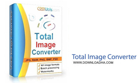 CoolUtils.Total.Image.Converter.Cover تبدیل فرمت عکس ها با CoolUtils Total Image Converter 5.1.43