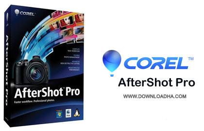 Corel.AfterShot.Pro.Cover ویرایش تصاویر خام با Corel AfterShot Pro 2.0.2.10