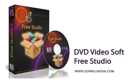 Dvd.Video.Soft.Cover مجموعه مبدل هاي قدرتمند DVDVideoSoft Free Studio 6.3.4.530 Final