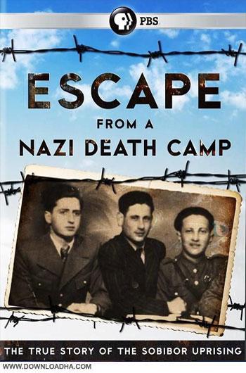 Escape.From.Nazi.Death.Camp.Cover دانلود مستند فرار از زندان نازي   Escape from a Nazi Death Camp 2014