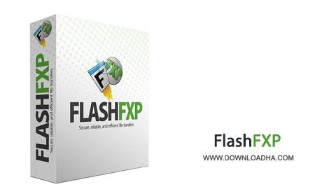 FlashFXP.Cover  مدیریت قدرتمند اف تی پی با FlashFXP 5.1.0 Build 3816 Final
