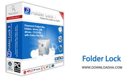 Folder.Lock.Cover قفل گذاری بر روی فایل ها و پوشه ها با Folder Lock 7.3.0