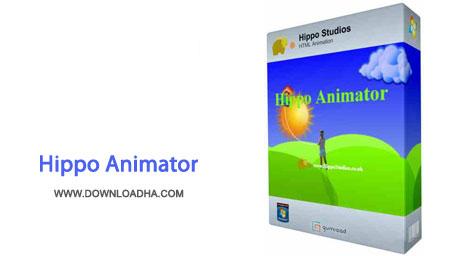 Hippo.Animator.Cover ساخت انیمیشن های حرفه ای برای وب با Hippo Animator 3.7.5288