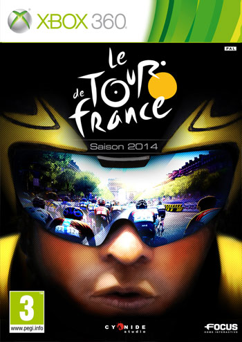 Le.Tour.de.France.2014.Xbox360.Cover.Small دانلود بازي Tour de France 2014 براي XBOX 360