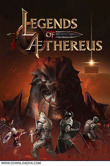Legends.of.Aethereus.Cover دانلود بازي Legends of Aethereus براي PC
