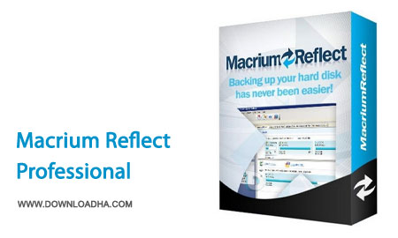 Macrium.Reflect.Cover بک آپ گيري آسان با نرم افزار Macrium Reflect Professional 5.2.6551
