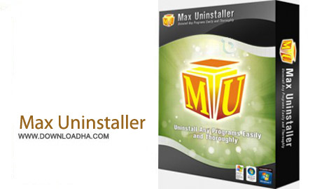 Max.Uninstaller.Cover حذف کامل نرم افزارهای نصب شده با Max Uninstaller 3.0.2.1478