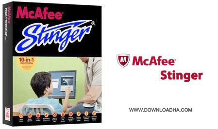 McAfee.Stinger.Cover پاکسازی ویروس در مواقع اضطراری با McAfee Stinger v12.1.0.1029