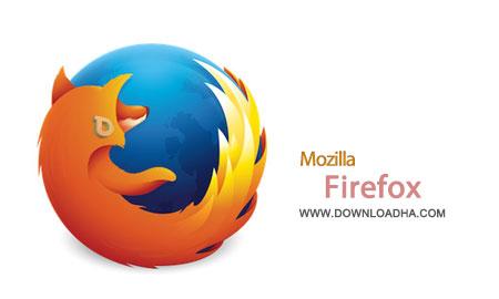 Mozilla Firefox نسخه نهایی مرورگر سریع فایرفاکس Mozilla Firefox 29.0.1 Final