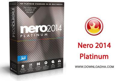 دانلود اخرین نسخه بهترین نرم افزار رایت Nero 2014