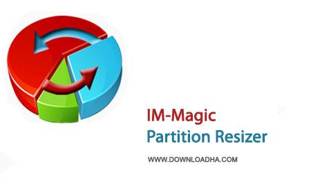 تغییر اندازه پارتیشن ها با IM-Magic Partition Resizer 2.1.0