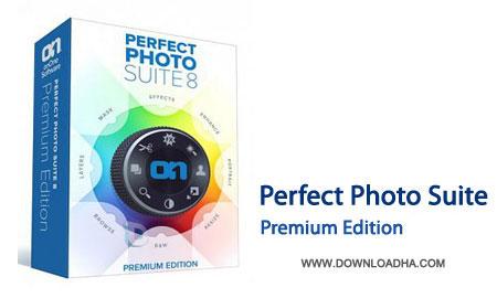 ویرایش عکس با نرم افزار Perfect Photo Suite Premium Edition v8.5.0