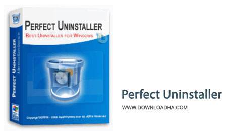Perfect.Uninstaller.Cover حذف کامل نرم افزارهای ویندوز با Perfect Uninstaller 6.3.4.0
