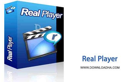 Real.Player.Cover اجرای ویدئو های آنلاین با RealPlayer Cloud 17.0.13.2 Final