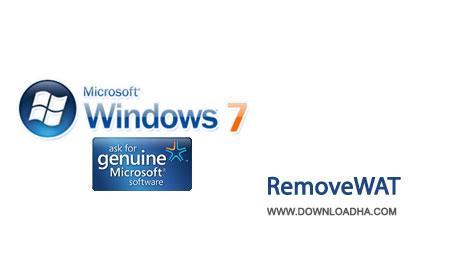 کرک سریع و آسان ویندوز با نرم افزار RemoveWAT 2.2.6