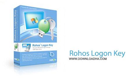 Rohos.Logon.Key.Cover قفل گذاري ويندوز با Rohos Logon Key 3.2