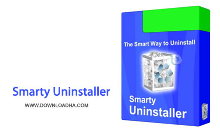 Smarty.Uninstaller.Cover حذف کامل نرم افزار ها توسط Smarty Uninstaller 4.0.130