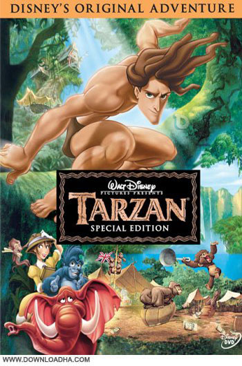 Tarzan.se.Cover دانلود بازي TARZAN براي PC