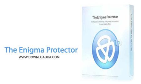 The.Enigma.Protector.Cover حفاظت از پروژه های نرم افزاری با The Enigma Protector 4.20 Build 20140522
