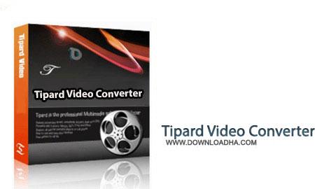 Tipard.Video.Converter.Cover تبديل فايل هاي ویدئويي با Tipard Video Converter Platinum 6.2.30