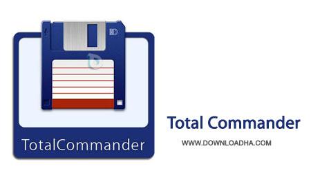 Total.Commander.Cover مديريت حرفه اي فايل ها توسط Total Commander 8.51a 2014.6 Final