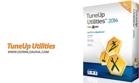 TuneUp Utilities.Cover بهینه سازی قدرتمند ویندوز TuneUp Utilities 2014 14.0.1000.324