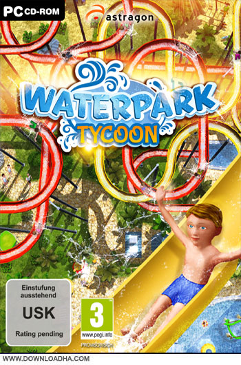 Waterpark.Tycoon.Cover دانلود بازي Waterpark Tycoon براي PC