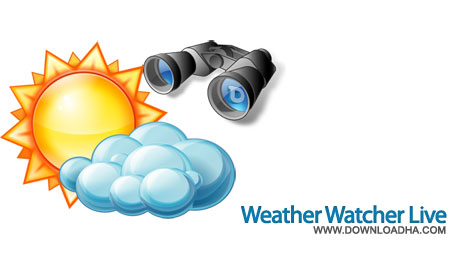 Weather.Watcher.Live.Cover نرم افزار قدرتمند هواشناسی Weather Watcher Live 7.2.11