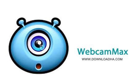WebcamMax.Cover مدیریت وبکم با WebcamMax 7.8.8.8
