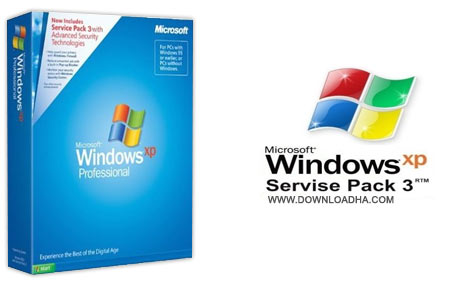 WinXP.SP3.Cover دانلود ویندوز ایکس پی Windows XP Professional SP3 (x86) Integrated October 2014