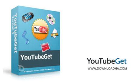 YouTubeGet.Cover دانلود از يوتيوب با YouTubeGet 6.3.2