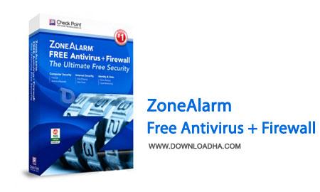 آنتی ویروس و دیوار آتش قدرتمند و رایگان ZoneAlarm Free Antivirus + Firewall v13.2.015
