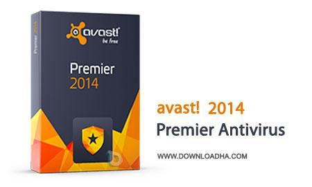 avast.Premier.Antivirus.2014.Cover پرمير آنتي ويروس قدرتمند اوست avast! Premier Antivirus 2014 9.0.2018.392 Final