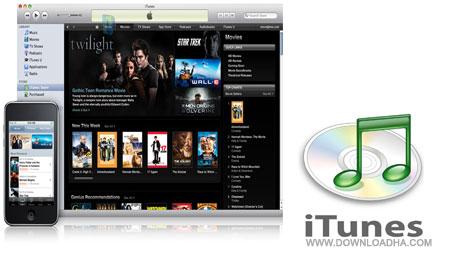 مدیریت دستگاه های اپل با نرم افزار iTunes 11.2.0.114