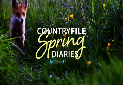 Countryfile Spring Diaries 2016 Cover Small دانلود فصل اول مستند 2016 Countryfile Spring Diaries