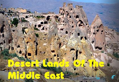 دانلود فصل اول مستند سرزمین های کویری شرق میانه ۲۰۱۶ Desert Lands Of The Middle East