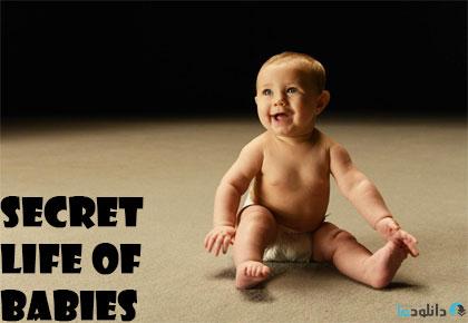 Secret Life Of Babies 2014 Cover Small دانلود مستند زندگی مخفی از نوزادان 2014 Secret Life Of Babies