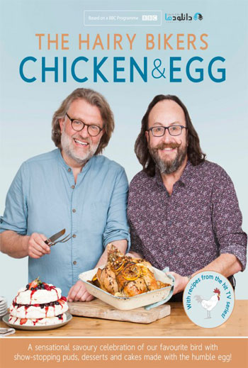 The Hairy Bikers Chicken And Egg 2016 Cover Small دانلود فصل اول مستند 2016 The Hairy Bikers Chicken And Egg