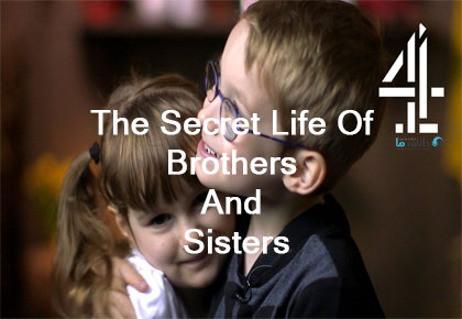 The Secret Life Of Brothers And Sisters 2016 Cover Small دانلود فصل اول مستند 2016 The Secret Life Of Brothers And Sisters