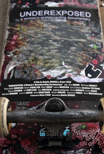 دانلود مستند 2013 Underexposed: A Women's Skateboarding Documentary